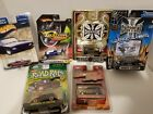 LOT OF 6 DIECAST CARS 1 64 scaleMix brands What you see is what you get