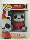 Funko Pop Asia Exclusive The Po of Wealth #105 Kung Fu Panda (Protector)