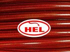 TRANS RED XV535 DX Virago 1998-2001 FR & RR STD SETUP HEL BRAIDED BRAKE LINES