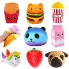 Slow Rising Squishies Scented Squishy Squeeze Fidget EDC Toy Stress Reliever US
