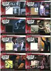 Dexter Season Four Prop Card Set D4-P AB BL HR KB KP LG PC WH