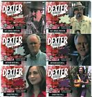 Dexter Season Four Wardrobe Costume Card Set D4-C ABG - D4-C WS DMC