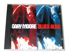 CD: Gary Moore - Blues Alive (1993, Charisma) Sky Is Crying Still Got The Blues