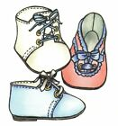 Sewing pattern Re Born doll Baby Toddler SHOE pattern in 8 different sizes 1563