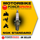 NGK Spark Plug fits HYOSUNG RX125D-E (DOHC engine) 125cc 07-> [CR8E] 1275 New in