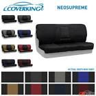 Coverking - Neosupreme Rear Custom Seat Cover For 1987 - 1993 Ford Mustang