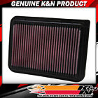 K&N Filters Fits 2006-2018 Toyota Scion Pontiac Hi-Flow Air Intake Filter