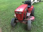 Wheel Horse Charger 12 Garden Tractor with 42inch side discharge deck