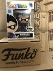 ***FUNKO POP! DC TEEN TITANS GO! ROBIN AS Red X UNMASKED!! BAM Exclusive #585!!
