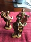 FONTANINI NATIVITY FIGURES Depose Italy Circa 1983 1987