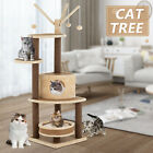 72 New Kitten Cat Tree Tower Condo Furniture Scratching Kitty Pet Play House