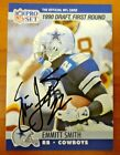 Emmitt Smith Cards, Rookie Cards Checklist and Autograph Memorabilia Guide 38