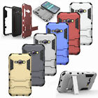 Shockproof Rugged Hard PC Dual Layer Kickstand Defender Case Cover For Phone