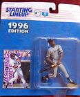 FRANK THOMAS (Chicago White Sox)1996 BASEBALL STARTING LINEUP FIGURE W/CARD MINT