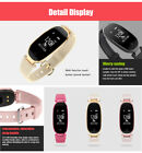 Smart band S3 fitness barcelet heart rate monitor & swim waterproof Fashion gift