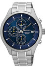 SEIKO SKS537P1,Men's CHRONOGRAPH,STAINLESS STEEL,date,100m WR,SKS537