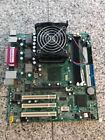 HP MS 6577 VER 21 MOTHERBOARD with CPU  COOLING FAN