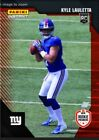 Kyle Lauletta NY Giants Panini Instant Black 1 1 RC NFL RPS First Look