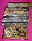LOT OF 10 + LOUIS LAMOUR THE SACKETTS SERIES WESTERN PAPERBACK BOOKS LAMOUR