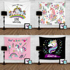 Unicorn Blanket Yoga Beach Home Decor Painting Bed Sheets Furniture
