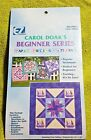 NEW EZ Quilting Paper Piecing Quilt Pattern by Carol Doak Clear Sailing