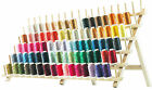MACHINE EMBROIDERY THREAD NEW 80 COLOR POLYESTER SET AB BROTHER SIZE SPOOL