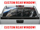 Star Wars Ships Rear Window Graphic for Truck Perforated Window Decal