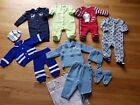 Used baby boy clothes lot of 11 size 3 to 9 months