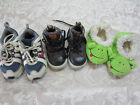 Toddlers Youth Shoes size 6 and 9 Nike Converse Snoozies sneakers slippers