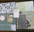 Stampin Up Designer Series Paper Lot Doilies White Accents ALL Retired and NLA