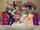 Ty Beanie Babies All Different 35 Count Lot Retired