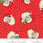 Swell Christmas Red Santa by Urban Chiks of Moda Sold By 1 2 Yard