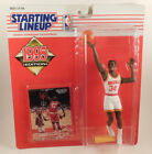1995 Starting Lineup Hakeem Olajuwon NBA Sports Action Figure Toy with Card