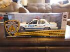 GreenLight 118 NYPD New York City NYC Police Ford Crown Victoria WORKING LIGHTS