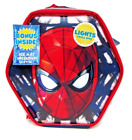 Thermos Marvel Spiderman Homecoming Light Up eyes Insulated Lunch Kit w Ice Mat
