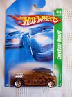 2008 Hot Wheels SUPER TREASURE HUNT QOMBEE Volkswagen Drag Truck Customized VW
