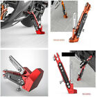 Motorcycle 6 Position Adjustable Side Tripod Holder Cool Styling Fall Protector