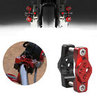 aluminum alloy Motorcycle Stent handlebar bumper light fixed bracket  red