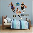 NBA and #174; Golden State Warriers Stephen Curry All Jersey Fathead Wall Decal