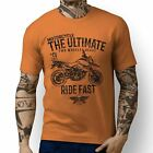 JL Ultimate KTM 990 Supermoto inspired Motorbike Art T-shirts