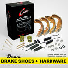 Drum Brake Shoes + Hardware Fits Toyota Corolla 1993 2002 Geo Prizm 1989 1997