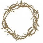 Creative Embellishments Chipboard Thorn Frame