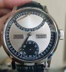 EPOS MINUTE RETROGRADE PERFECT CONDITION AUTOMATIC WATCH BOX AND PAPERS