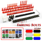 Fairing Bolt Screws Kit Bodywork for Honda CBR600 F2 F3 F4 F4i CBR600RR CB1000R