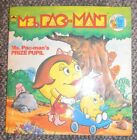 Vintage 1983 Ms. Pac-Man Book A Golden Look-Look Book Ms. Pacman's Prize Pupil