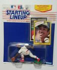 1990 Ozzie Smith St Louis Cardinals Baseball Starting Lineup-Very Clear