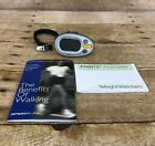 Weight Watchers Points Pedometer with strap and manual