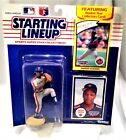 NY Mets Dwight Gooden 1990 EDITION Starting Lineup w Rookie Collectors Card