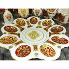 Egg Plate Pascha Easter Table Collection 10 1 4