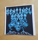 Sentinel Beast Depths Of Death Rare Autographed Promo CD Heavy Metal Rules Radio